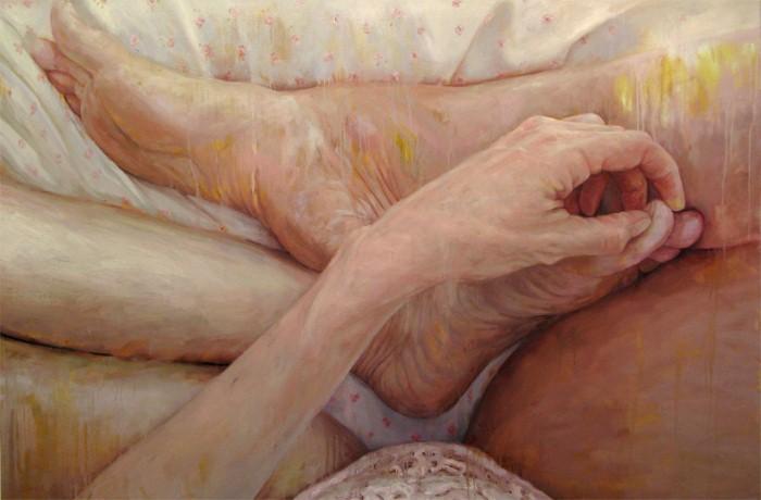 Связь между матерью и ребенком. Michelle Doll 17