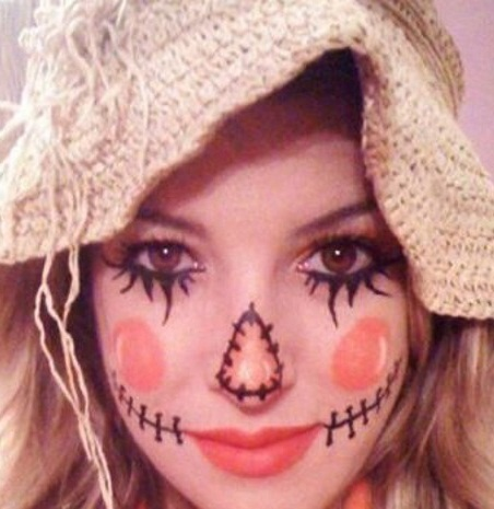 10 last minute easy halloween makeup ideasscary but easy