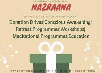 Nazraana Spreading Happiness Life Blog