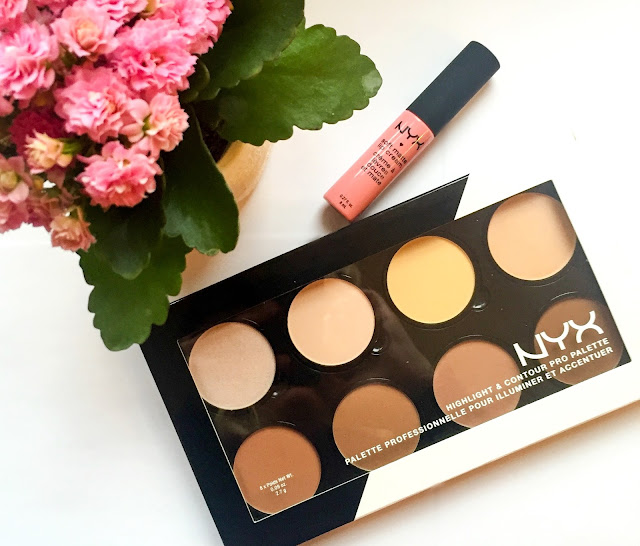 NYX - Highlight & Contour Pro Palette