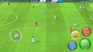 Game FIFA 16 Ultimate team V3.2.11 MOD Apk + DATA For Android