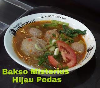 Uniknya Makan Bakso di Bakso Misterius Bogor