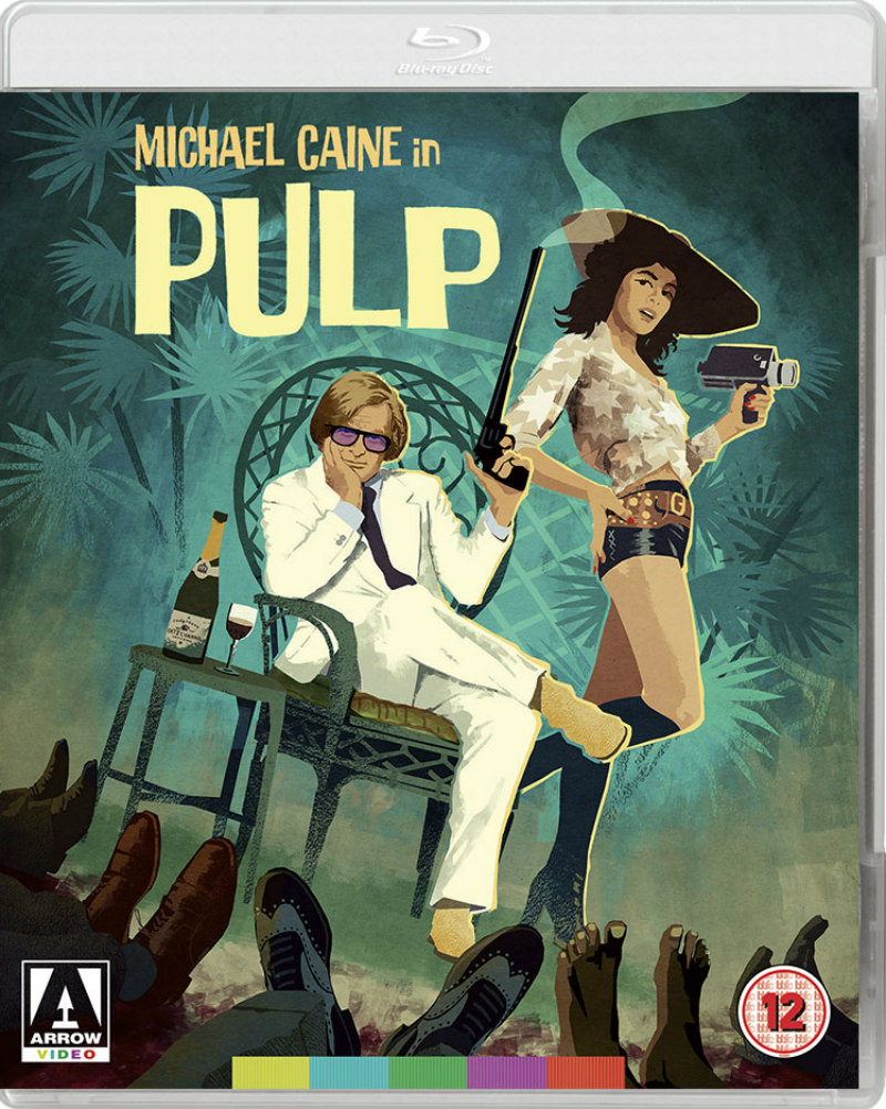 arrow video pulp