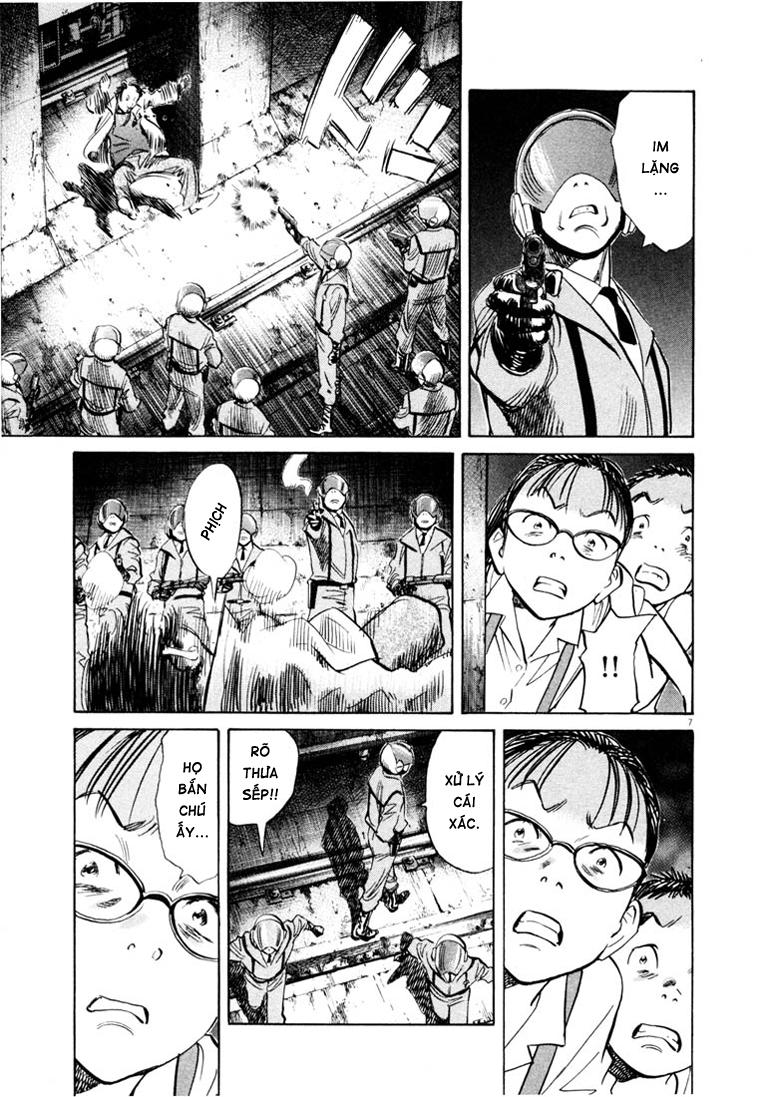 20th Century Boys chapter 183 trang 15