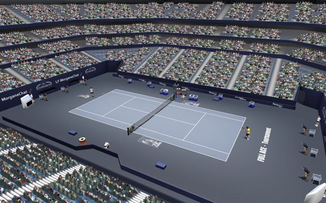 Full Ace Tennis Simulator PC Full Español