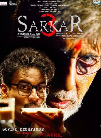 Sarkar 3 2017 Official Trailer 720p HD Download