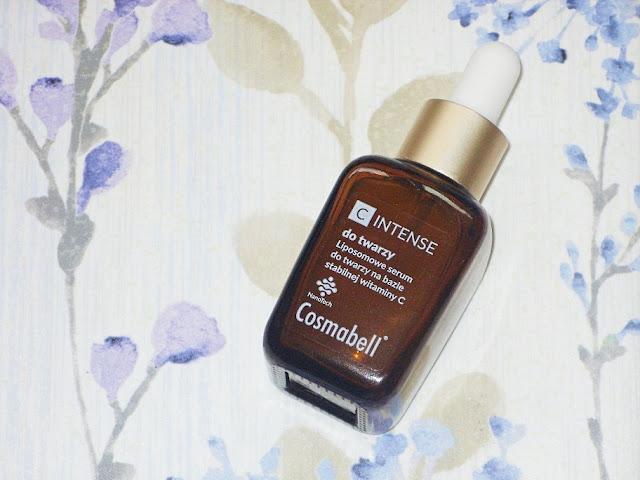 Recenzja: Liposomowe serum do twarzy na bazie stabilnej witaminy C, C Intense, Cosmobell