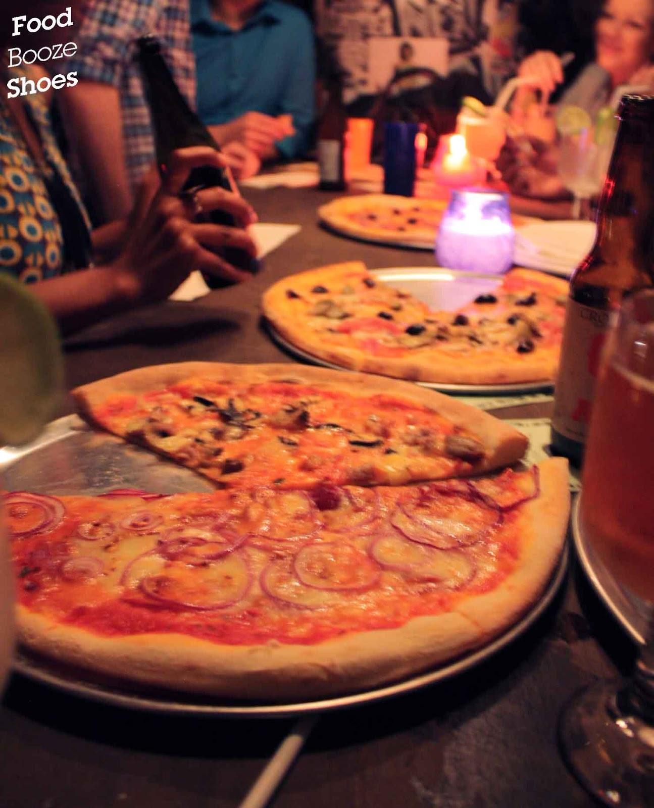 Frankie S Pizza Restaurant Bayville Nj