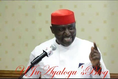 'Nnamdi Kanu Was Given A National Attention That He Didn't Deserve' – Rochas Okorocha