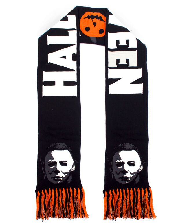 Mondo Releasing Michael Myers Horror Sweater Scarf Halloween