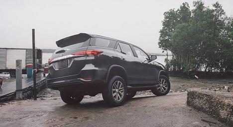 Kelebihan dan Kekurangan Toyota All-new Fortuner 2.7 SRZ