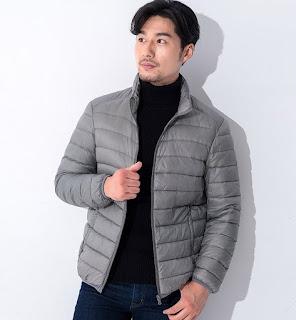 Jaket Mantel Cowok Keren Model Terbaru Kode MC0036 Januari 2018