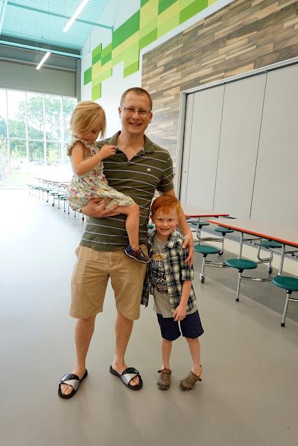 Porter's New Elementary School