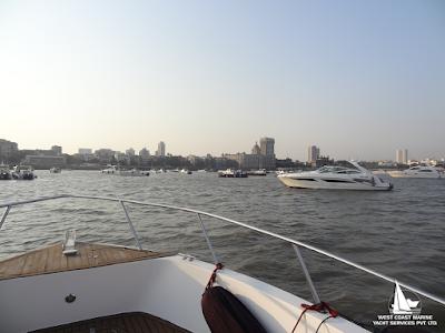 West Coast Marine Yacht Services India - Boat Charter Mumbai