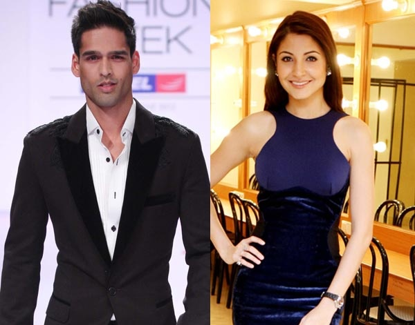 Sidhartha Mallya and Anushka Sharma Love
