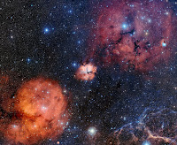 Gum 15 star formation region