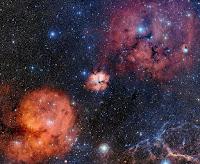 Gum 15 star formation region