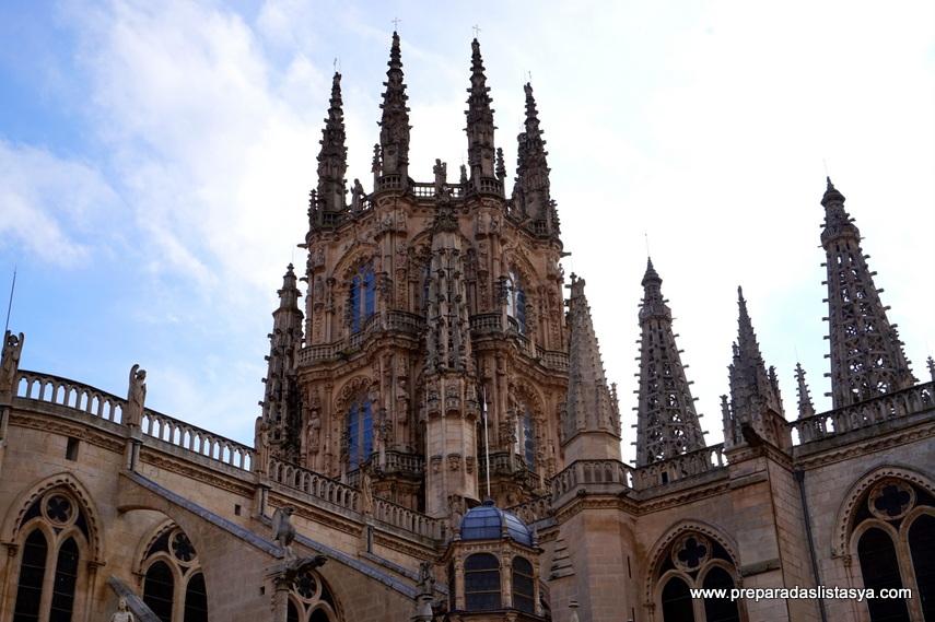 Detalle catedral Burgos