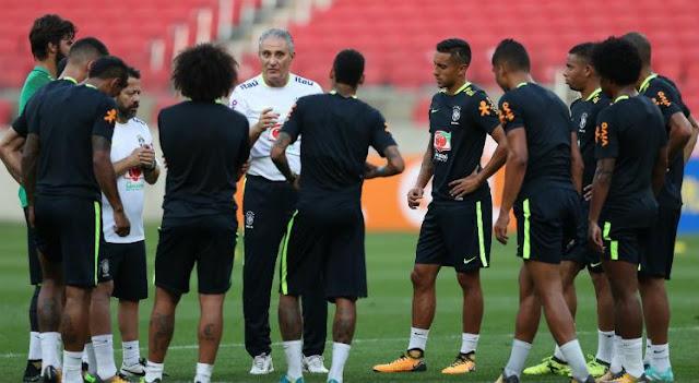 Seleção brasileira está pronta para buscar o hexa na Copa da Rússia