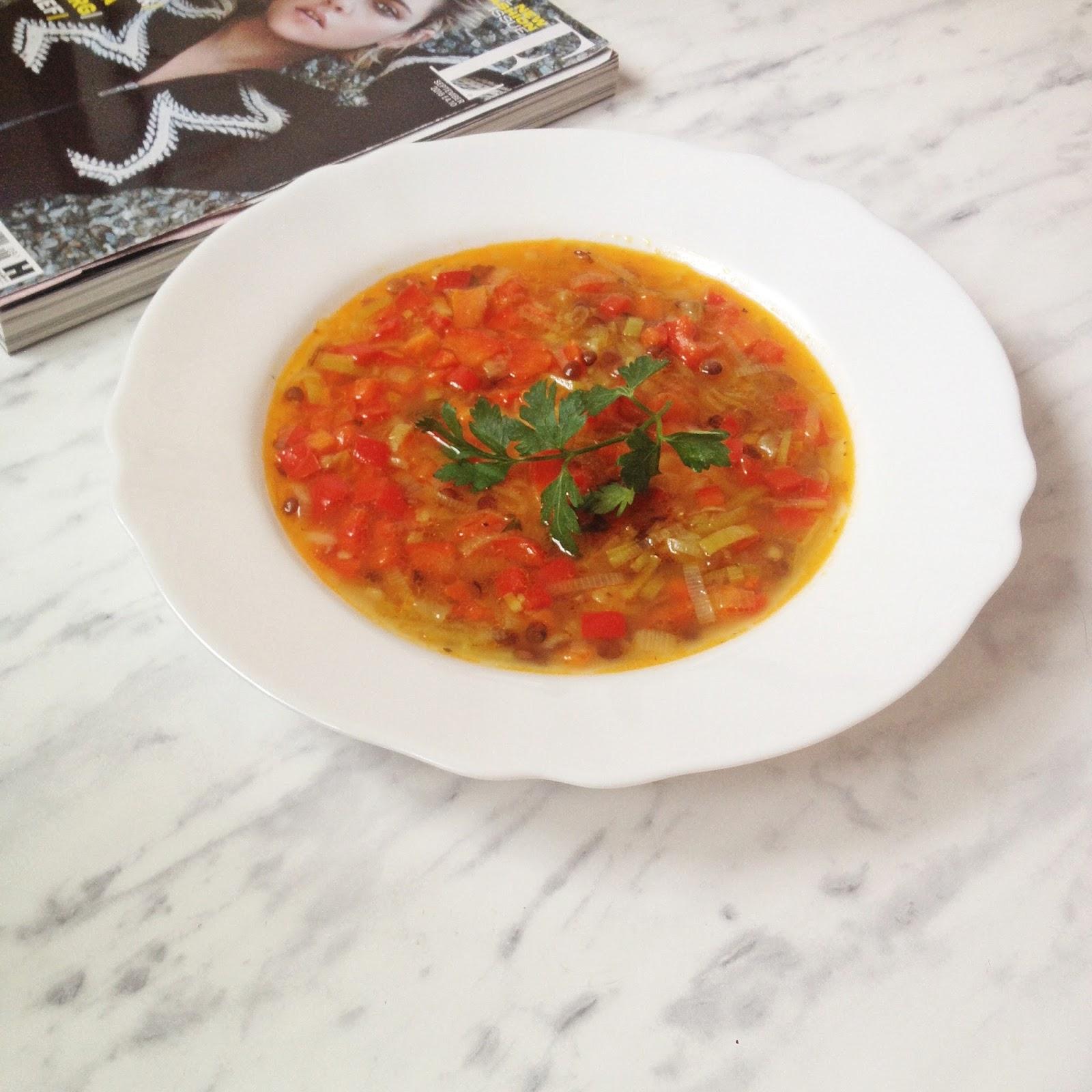 zupa z soczewicy bonduelle