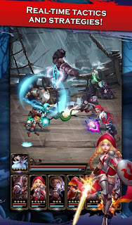 Final Fable v2.1.3 Android RPG Game