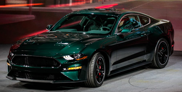 2019 Ford Mustang Bullitt Review Design Release Date Price And Specs