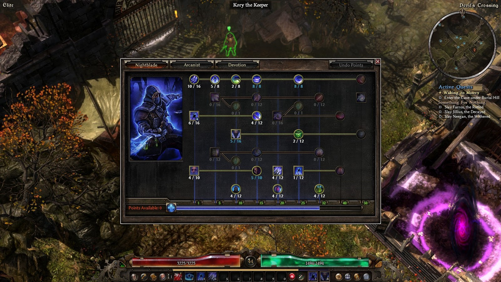 Chalgyr's Game Room: Grim Dawn - Better with a Partner - PC