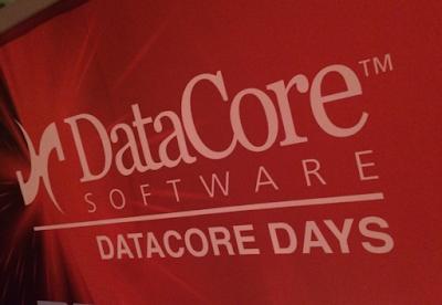 DataCore Days les amp; mars à Paris