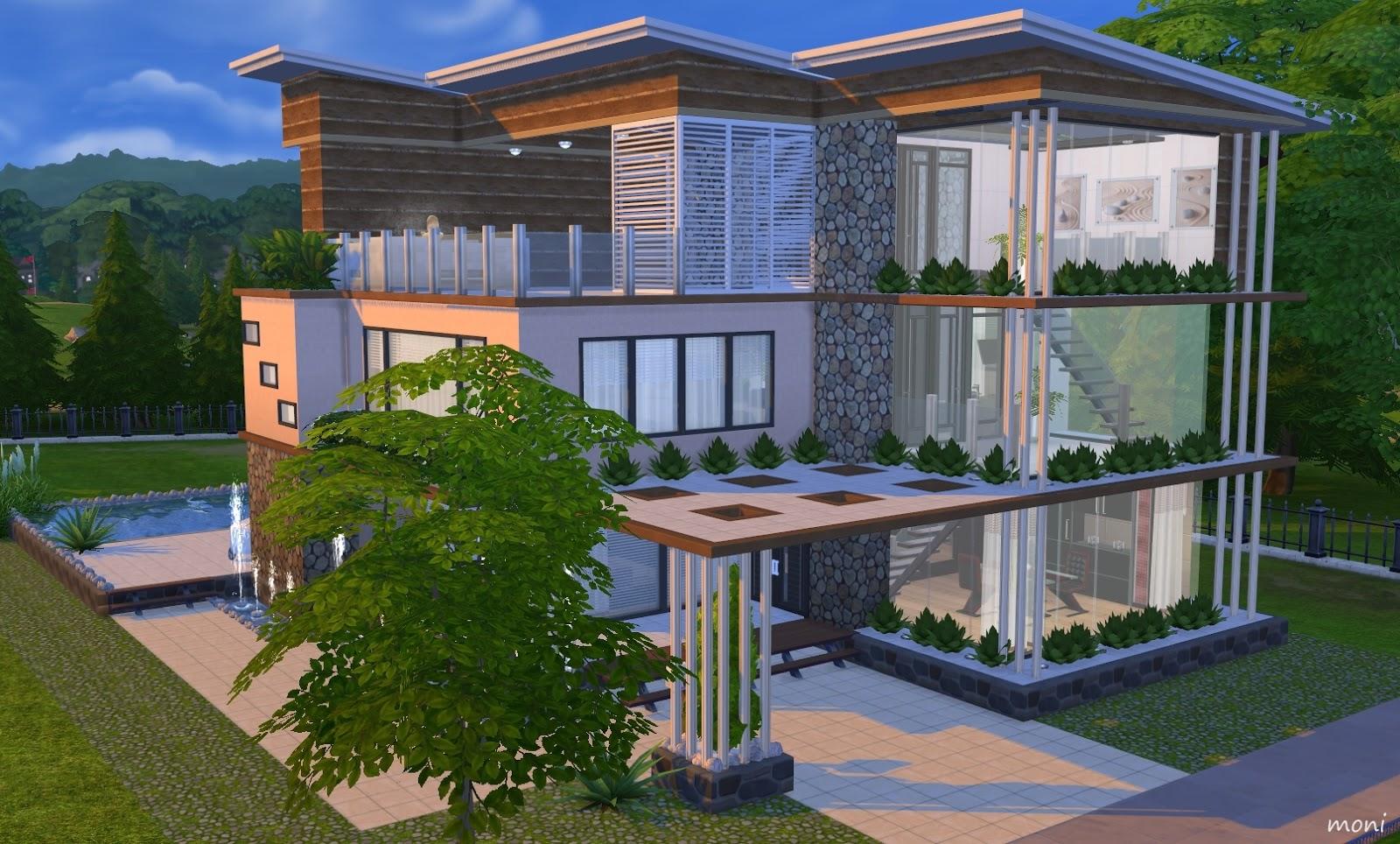 Arda Sims Modern No 1
