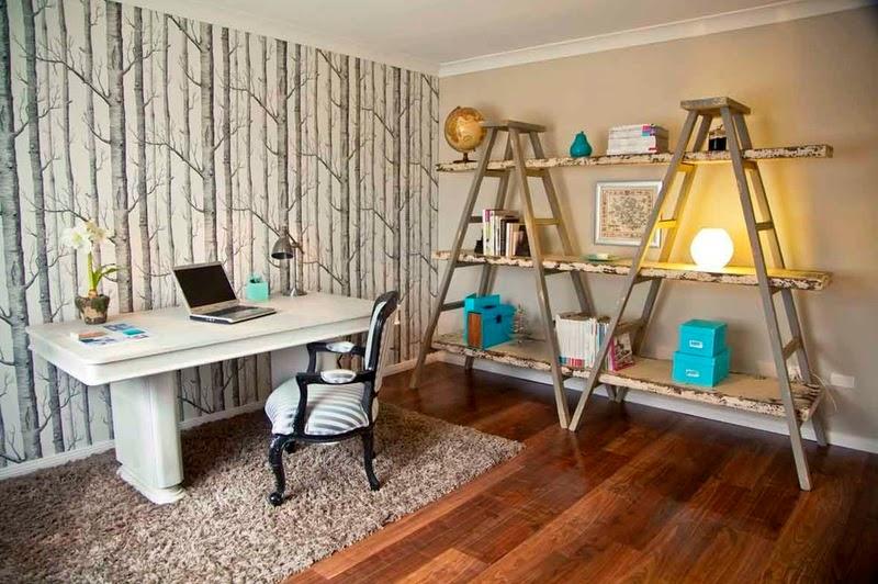 Hogares frescos espacios so ados oficinas en casa donde for Espacios minimos para oficinas