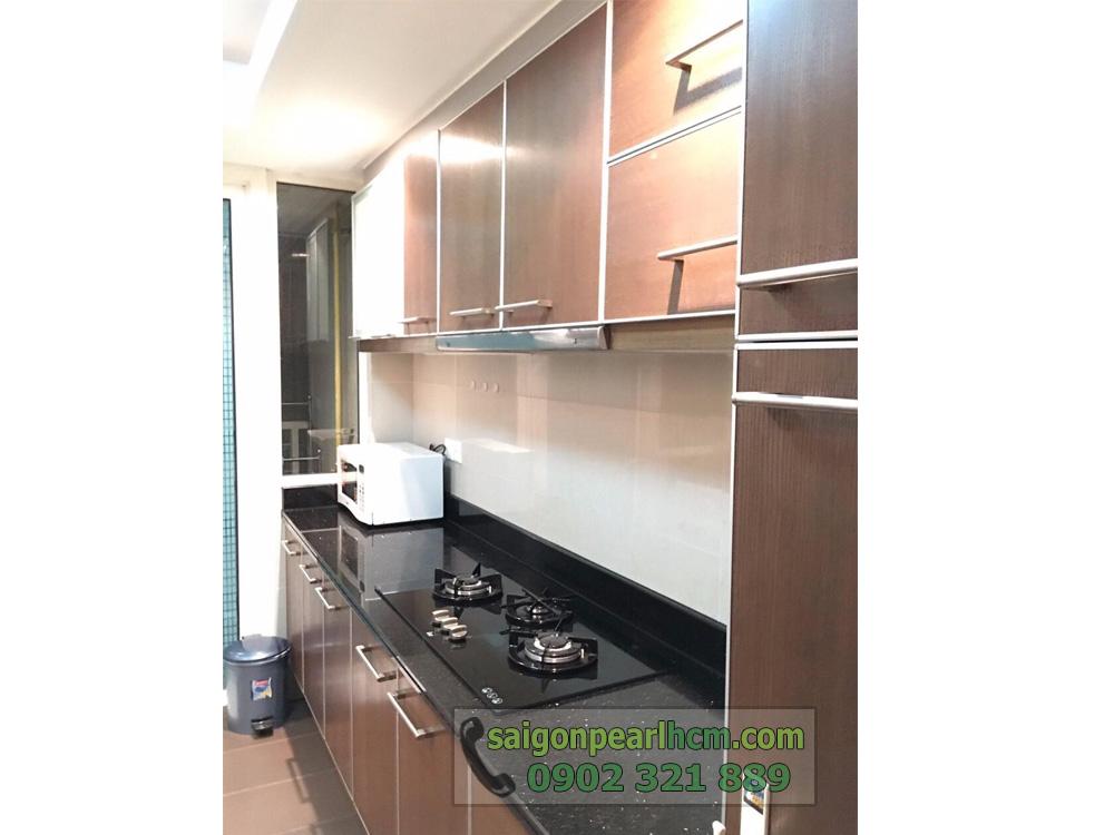 căn hộ cho thuê Saigon Pearl Ruby 2 tầng cao giá thuê cực tốt - hình 5