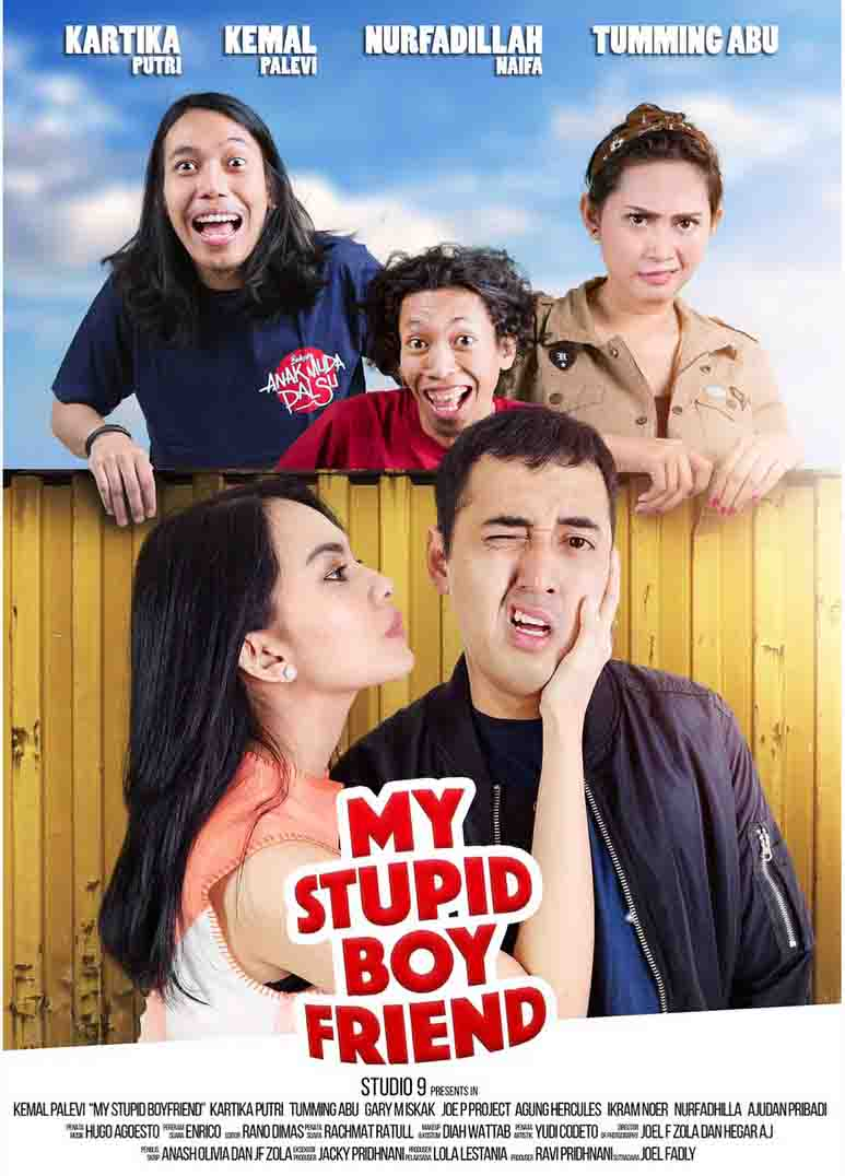 Nonton My Supid Boyfriend Full Movie (2017)