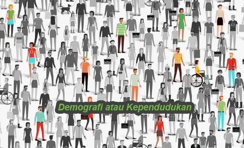 Pengertian Demografi