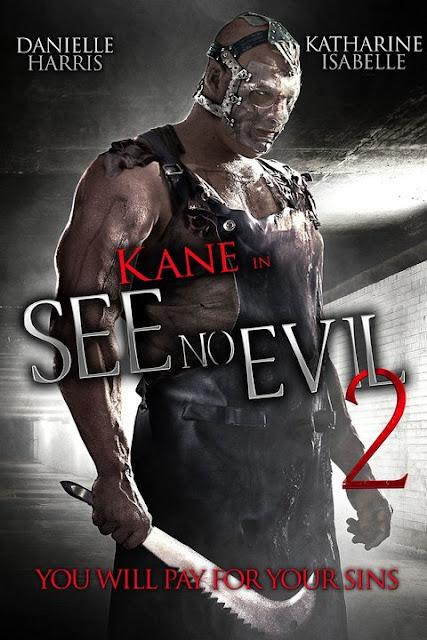 See No Evil 2 2014  720p BRRip.avi English(730 MB)