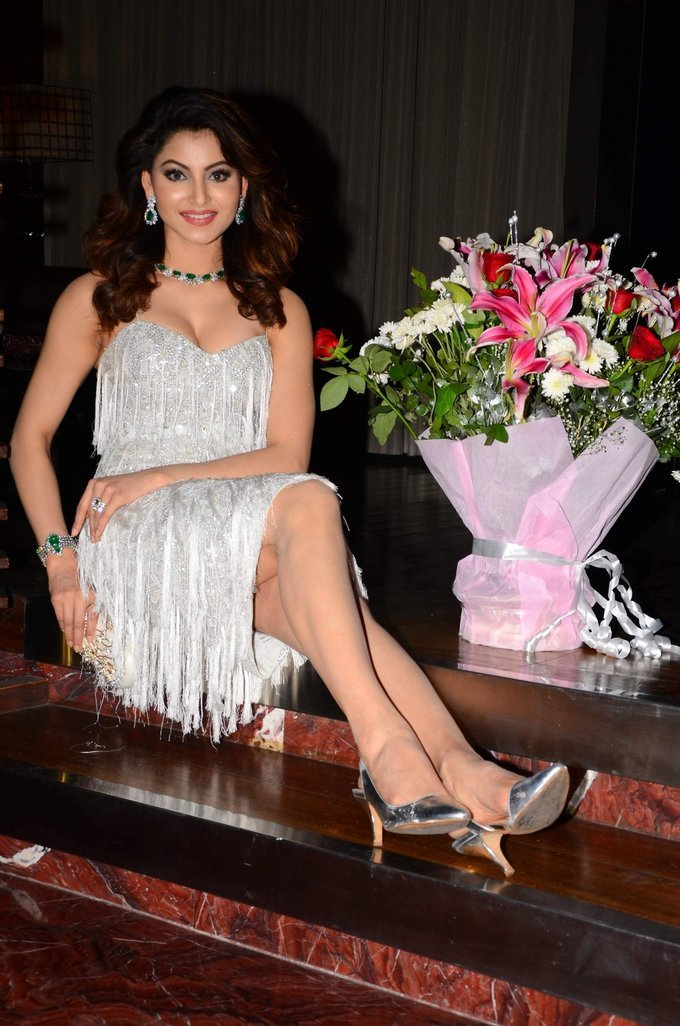 Urvashi Rautela Birthday Celebrations 2017 Images
