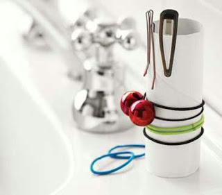 Organizacja akcesoriów do włosów, spinki , gumki, opaski, wsuwki