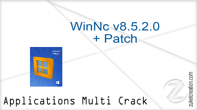 WinNc v8.5.2.0 + Patch   |   22.1 MB