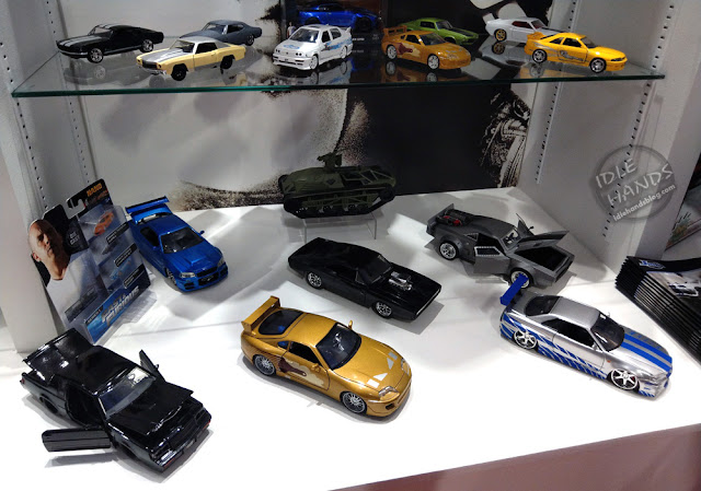 Toy Fair 2019 JADA Fast and the Furious Cars