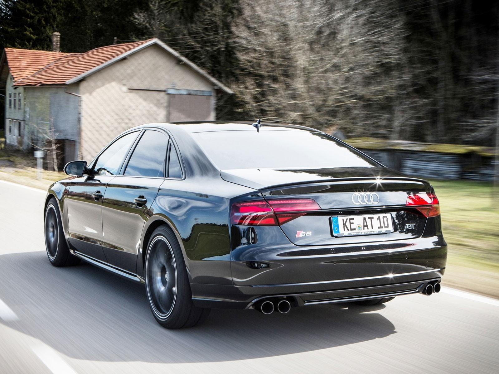 735hp Audi S8 Plus by ABT