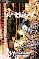 The eleventh volume of the Death Note manga.