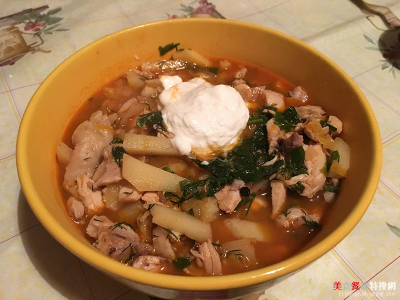 [食譜] 俄羅斯人傳授家常湯品料理 - 高麗菜湯 / щи / Shchi