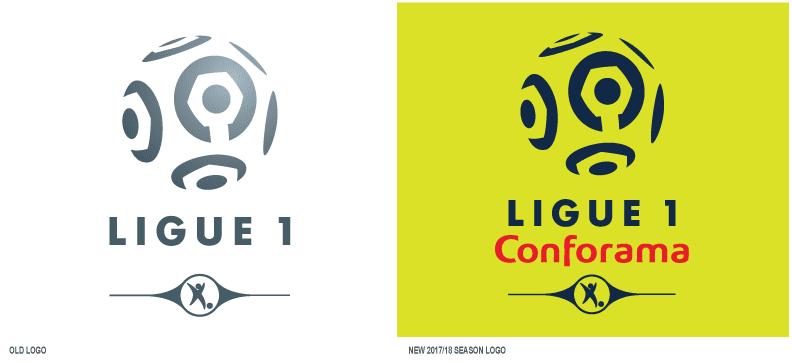 Football Teams Shirt And Kits Fan France Ligue 1 Conforama 2017 18 Logo