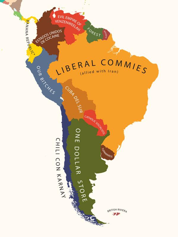 VictorAWSM Latin American Stereotypes