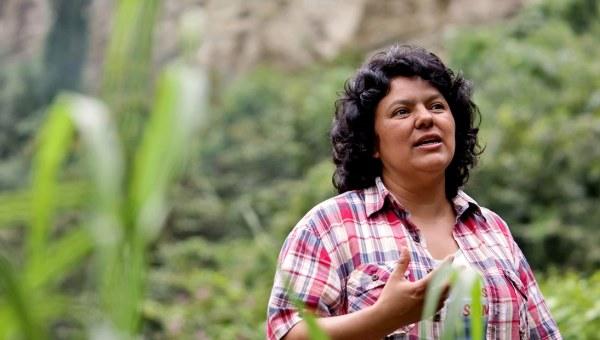 Asesinada en Honduras la líder indígena Berta Cáceres