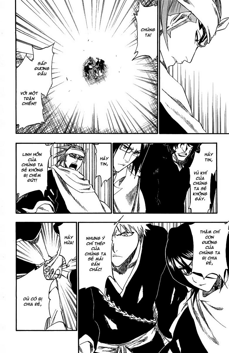 Bleach chapter 248 trang 17