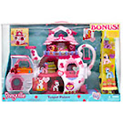 MLP Wysteria Teapot Palace Walmart Building Playsets Ponyville Figure