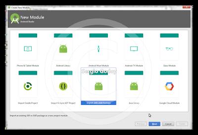 Android Studio - Agregar Librerias JAR