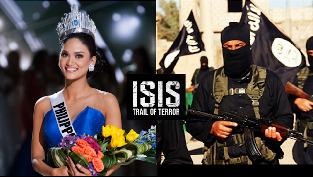 ISIS threatens to bomb Miss Universe competition in PH
