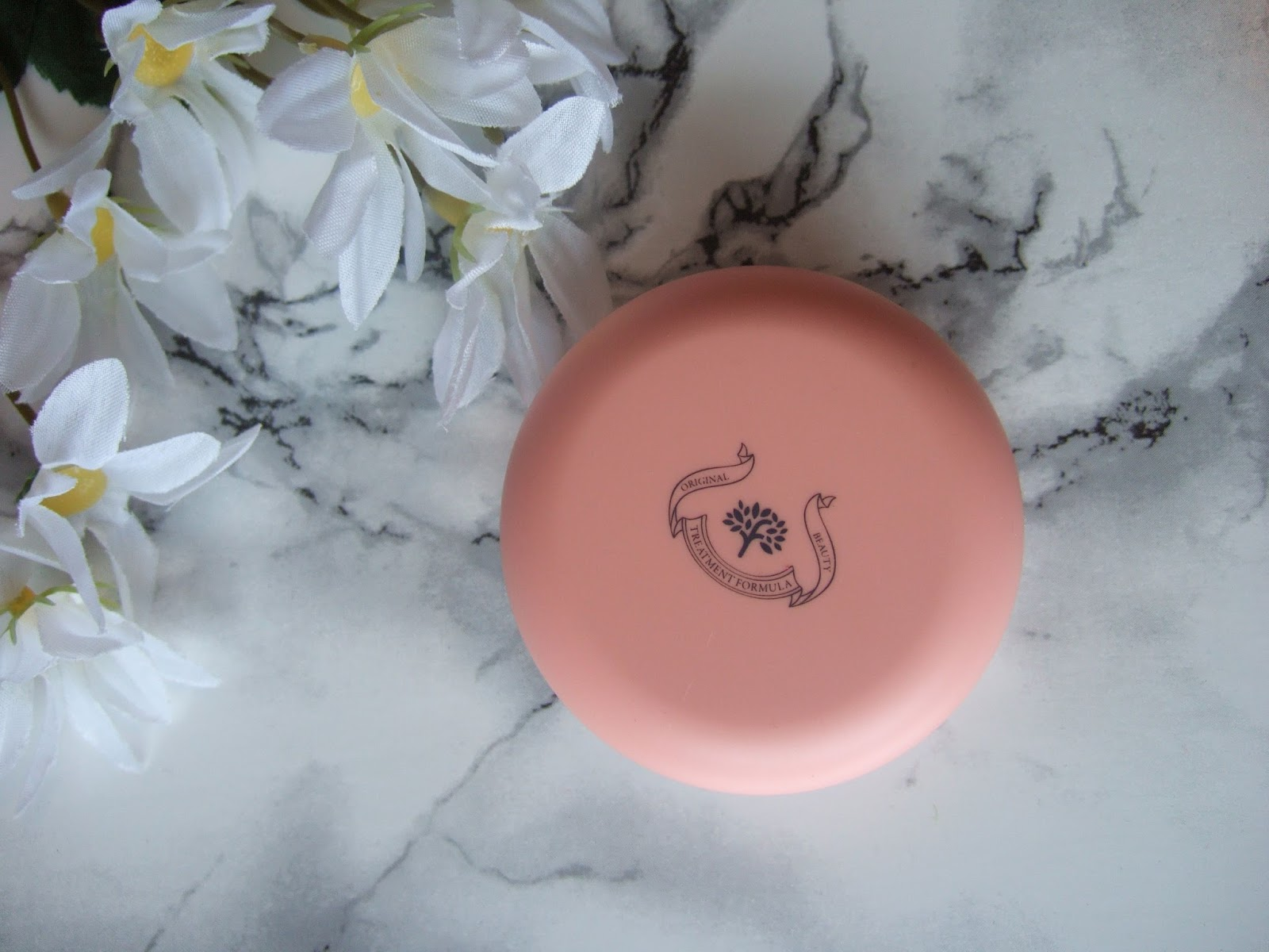 THEFACESHOP Hydro Cushion Blush 'Coral 02' – Review and Swatches