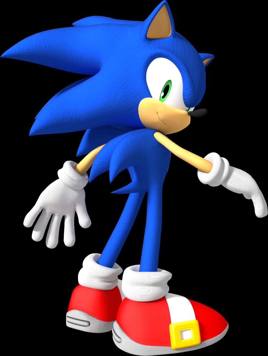 Thomas Dafoe Studios Sonic The Hedgehog Png Pack